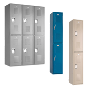 Double Tier School Lockers