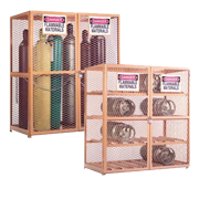 Cylinder Storage
