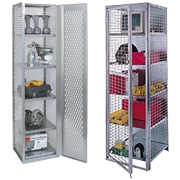 Multi Compartment Storage Lockers