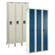 Rust Resistant Lockers