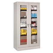 See-through Storage Cabinets