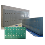 School Hall Lockers Unlimited