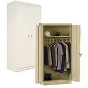 Metal Wardrobe Storage Cabinets