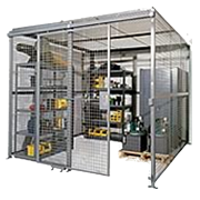 Wire Mesh Storage Lockers / Wire Mesh Storage Cages