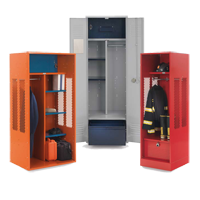 Barracks Equipment Lockers