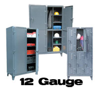 Super Heavy Duty Equipment Lockers
