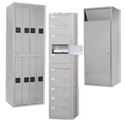 Metal Uniform Lockers / Metal Clothing Lockers