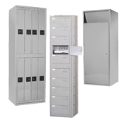 Employee Uniform Lockers