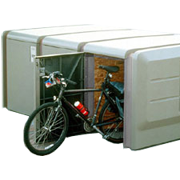 Bike Storage Lockers 