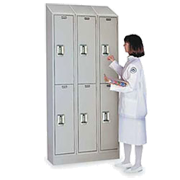 Hospital Lockers / Anti-Microbial Lockers