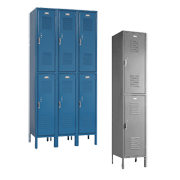 Discounted Double Tier Lockers For Sale