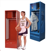 Sports Lockers / Stadium Lockers