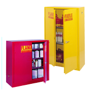 Flammable Storage Lockers