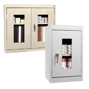 Wall Mount Storage Lockers