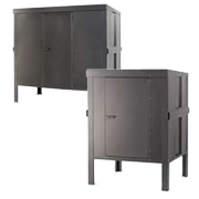 Universal Storage Shed Locker