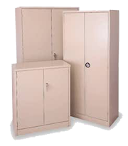 Steel Equipment Lockers