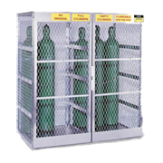 Cylinder Equipment Lockers
