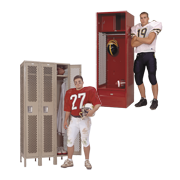 School Team Lockers