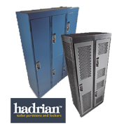 Hadrian Lockers