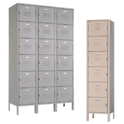 Metal Box Lockers