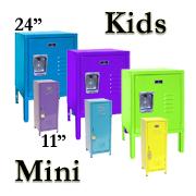 Kids Mini Lockers / Tiny Lockers