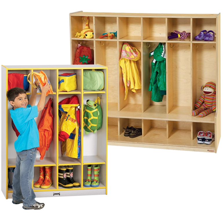 Sports Locker For Kids Room ~ Creative Ideas About