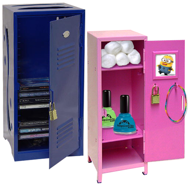 Sports Locker For Kids Room : kids room kid s foot lockers kids coat lockers kids lockable wood ...
