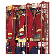 Fire Station  / Turnout Gear