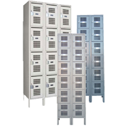 Vented Metal Box Lockers