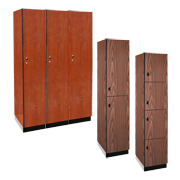 Wooden Laminate Lockers (Super Saver)