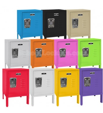 Mini kids lockers for Lockers for kids room