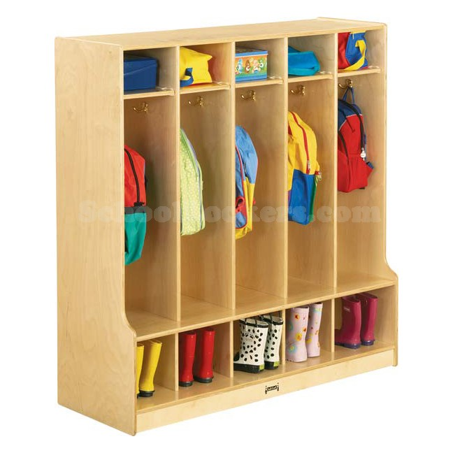 Home Storage Cubbies For School Kids