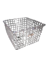 "All-Welded Basket 12"" Wide"