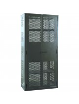 Extra Heavy Duty Ventilated Storage Cabinet (Image 1)