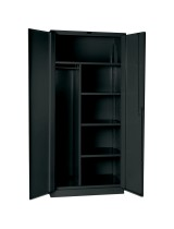 Extra Heavy Duty Galvanite Rust Resistant Combination Cabinet