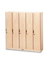 Kids Full Size Wooden Lockers