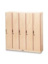 Kids Full Size Wooden Lockers