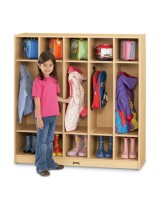 Maple Kids Coat Lockers