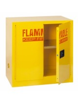 Compact 22-Gallon Flammable Storage Locker
