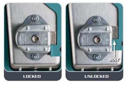 Built In Combination Locker Lock Master Lock 1630