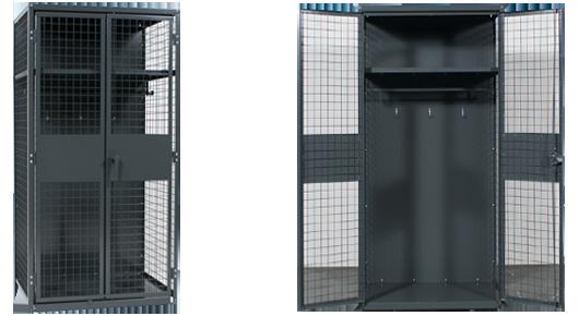 TA - 50 Gear Lockers