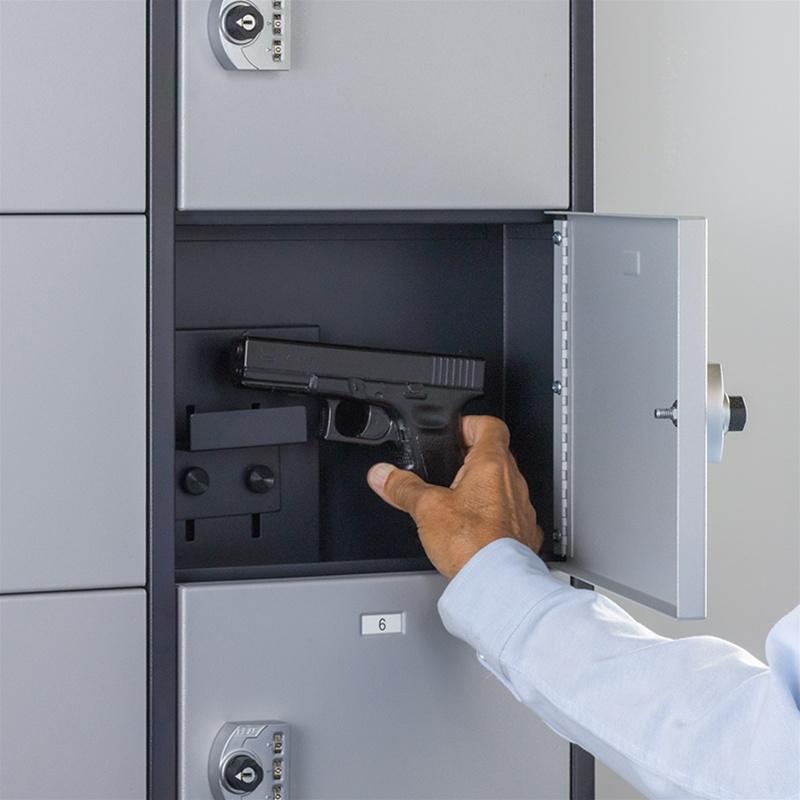 Wall Mount Laptop Safe : Gun lockers cabinets for sale schoollockers