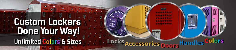 Custom Locker Options