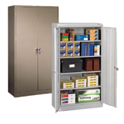 Industrial Storage Cabinets
