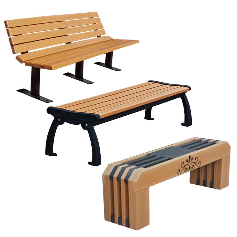 Plastic Locker Room Benches