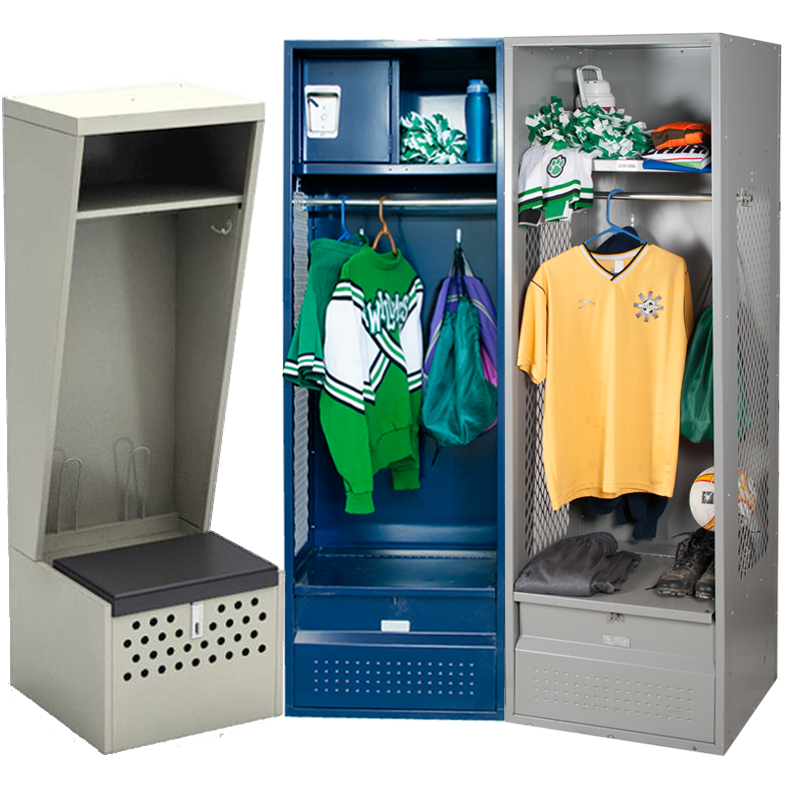 Sports lockers for House lockers