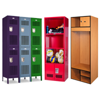 Volleyball Lockers