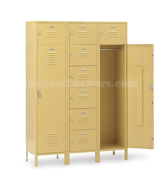 8 Person Office Locker