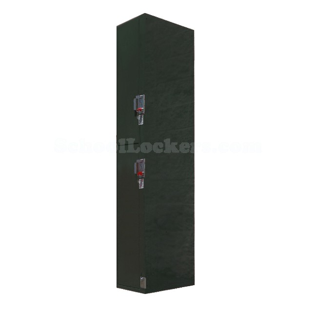 Coin Operated Double Tier Lockers