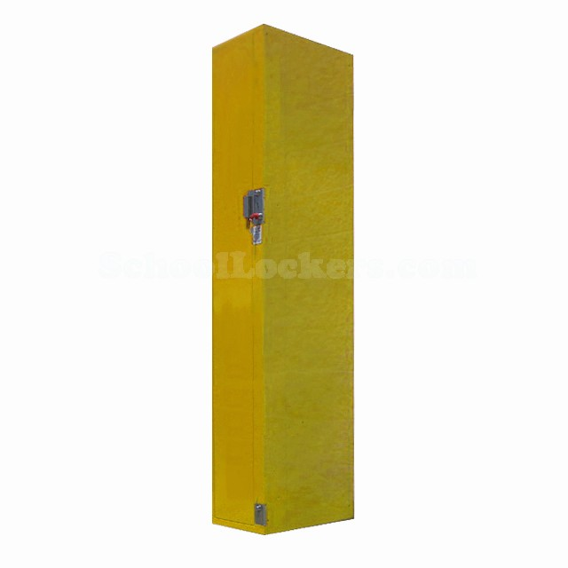 Coin Operated Single Tier Locker